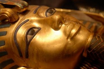 King Tut Ankh Amoun Mask
