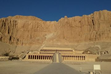 Valley Of The Kings and Hatshepsut Temple