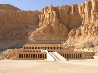 Valley of the Kings, Hatshepsut Temple