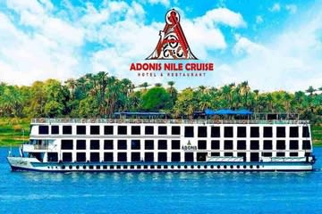 Adonis Nile Cruise From Outside