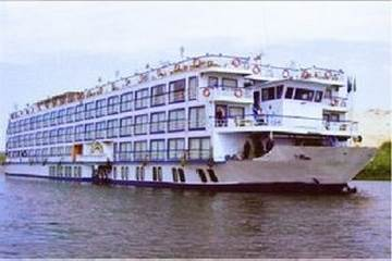 Al Nabilatan Nile Cruise From Outside