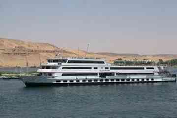 Alexander The Great Nile Cruise From Outside