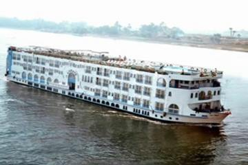Armada Nile Cruise From Outside