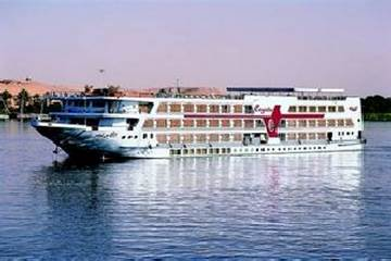 Caprice Nile Cruise From Outside