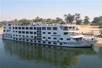 Fleurtte Nile Cruise From Outside