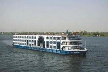 Grand Rose Nile Cruise From Outside