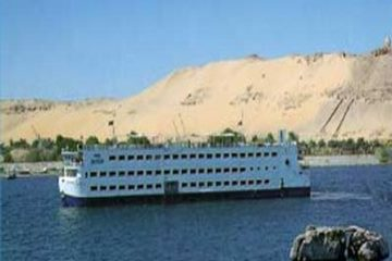 Hotp Nile Cruise From Outside