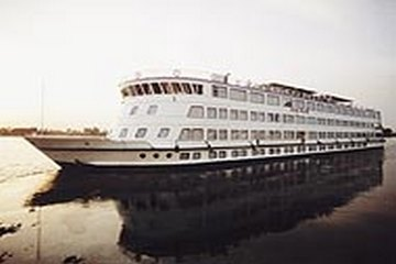 King Tut IV Nile Cruise From Outside