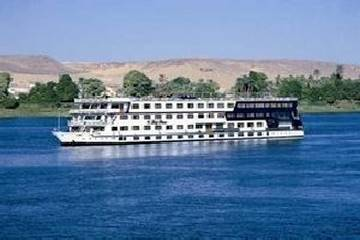 Lady Diana Nile Cruise From Outside