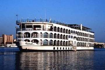 Liberty Nile Cruise From Outside
