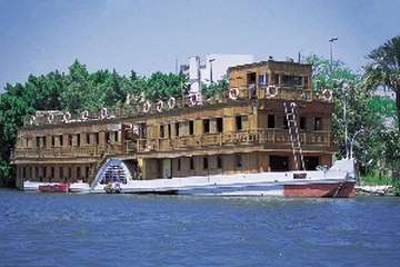 Memnon Nile Cruise From Outside