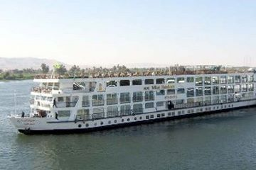 Miss Esadora Nile Cruise