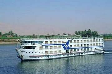 Movenpick Hamees Nile Cruise From Outside
