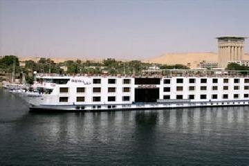 Movenpick Royal Lily Nile Cruise From Outside