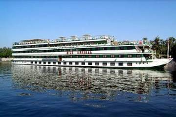 Nile Admiral Nile Cruise From Outside