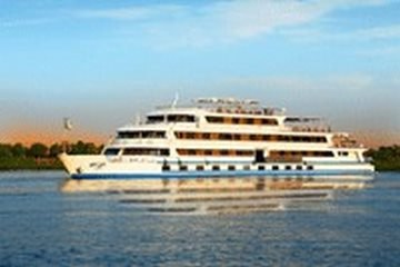 Nile Adventurer Nile Cruise From Outside