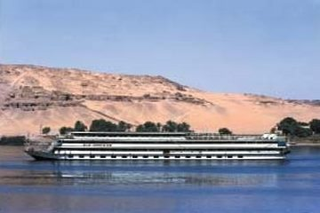 Nile Legend Nile Cruise From Outside