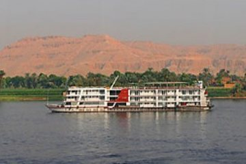 Pasha Nile Cruise From Outside