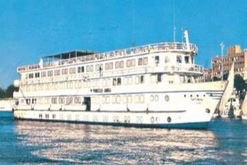 Princess Amira Nile Cruise From Outside