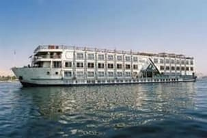Princess Sarah Nile Cruise From Outside