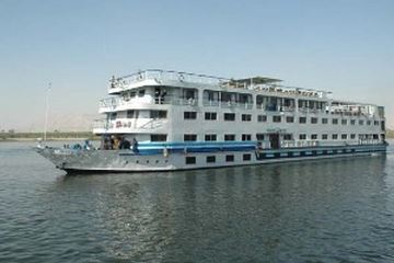 Queen Nefer Nile Cruise From Outside