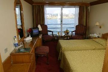 Queen Of Hanza Nile Cruise Standard Cabin