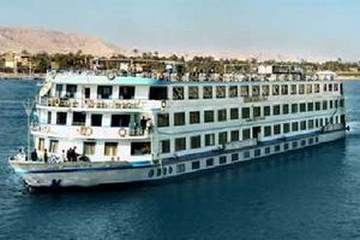 Ramses King Of The Nile Nile Cruise From Outside