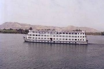 Ramses Of Egypt III Nile Cruise From Outside