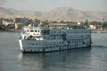 Renaissance Nile Cruise From Outside