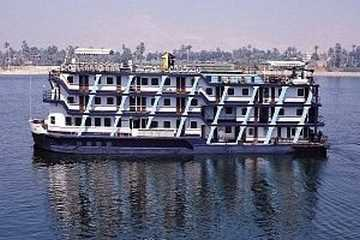 Reve Du Nil Nile Cruise From Outside