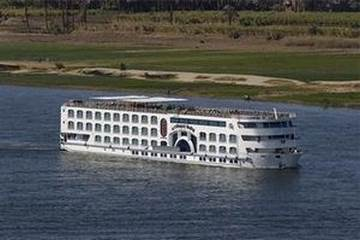 Royal Ruby Nile Cruise From Outside