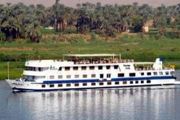 Royal Serenade Nile Cruise From Outside