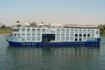 Salima Nile Cruise From Outside