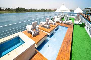 Salima Nile Cruise facilities