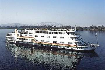 Salome Nile Cruise From Outside