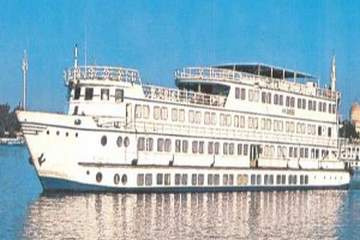 Sobek Nile Cruise From Outside