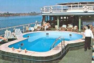 Sobek Nile Cruise facilities