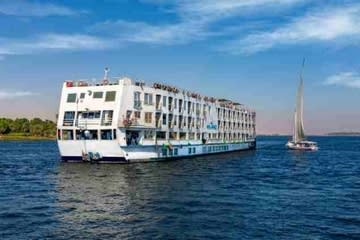 Solaris II Nile Cruise