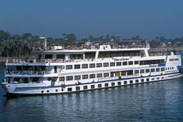 Star Of Luxor Nile Cruise From Outside