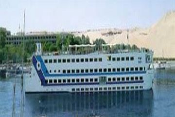 Tut Nile Cruise From Outside