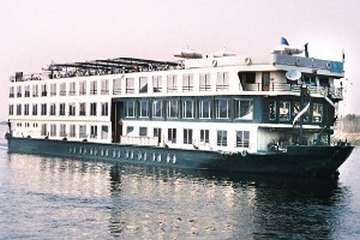 Zeina Nile Cruise From Outside